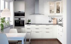 """Ikea keuken """"GRYTNÄS"""": mooi maar met andere handvatjes"""