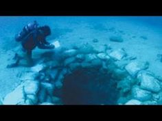 underwater village may have been oldest olive oil production center in the world Underwater excavations off Haifa Israel have revealed a Neolithic village and water well. Archaeological Discoveries, Archaeological Finds, Ancient Aliens, Ancient History, Ancient Egypt, Underwater City, Sea Level Rise, Blue Hole, Ancient Artifacts