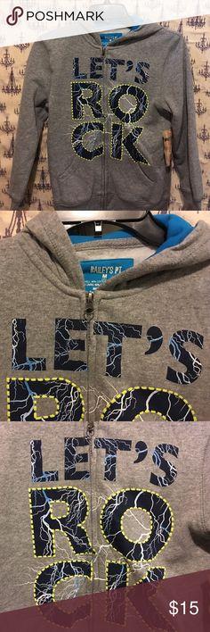 Hoodie, kids, LET'S ROCK, Easter idea LET'S ROCK HOODIE by Bailey's Pt Shirts & Tops Sweatshirts & Hoodies