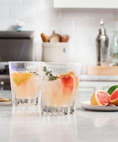 Sparkling Paloma Cocktails Image Via: Love and Lemons