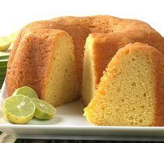 Plain Jamaican Rum Cake Recipe