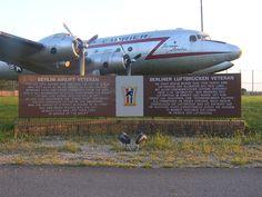 Rosinenbomber Flughafen Berlin-Tempelhof