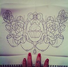 Chest piece: I couldn't get this done, but it looks awesome
