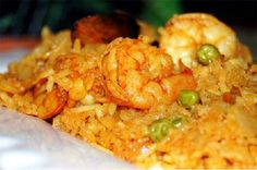 Arroz com Camarao de Goa, or Goa Prawn Pulao