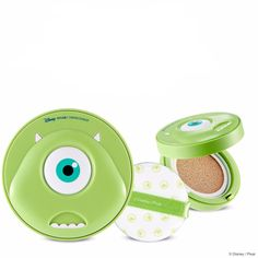 THE FACE SHOP x Disney PIXAR Monsters, Inc. CC Longlasting SPF42 PA+++