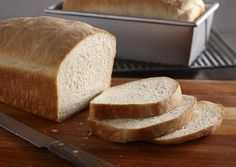 I found this recipe for Beginners White Bread, on Breadworld.com. You've got to…