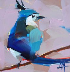 Angela Moulton - painting a day