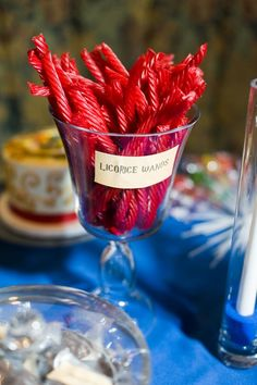 Harry Potter themed wedding (so well done!)