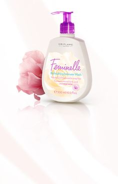 Cuidado Personal/Feminelle | By Oriflame cosmetics Oriflame Beauty Products, Oriflame Cosmetics, Female Hygiene, Intimate Wash, Bath And Body, Soap, Business, Oral Hygiene, Personal Care