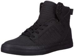 S18085 Black Supra Shoe