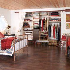 Converting Open Wardrobes Design Ideas,
