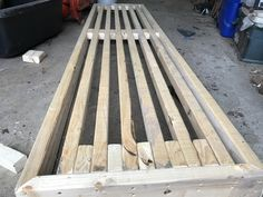 How To Build a Greenhouse Bench For Under 20 Dollars – two branches homestead Greenhouse Benches, Greenhouse Shelves, Heating A Greenhouse, Lean To Greenhouse, Backyard Greenhouse, Greenhouse Plans, Backyard Landscaping, Wood Shed Plans, Rainwater Harvesting