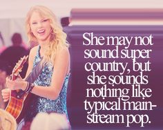 Sure her music has changed. But a true swifty loves taylor for her<3 swifty since 2008 and forever