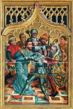 Elisabeth's Cathedral, Košice Help The Poor, Three Daughters, First Daughter, Medieval Art, 2d Art, 15th Century, Middle Ages, Cathedral, Two By Two
