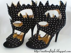 diy zanotti shoes - tutorial ARE THESE NOT HILARIOUS?