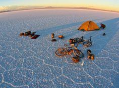 Salar de Uyuni, Bolivia - Biking through Southeast Asia Blog - great photos of a journey through Asia.