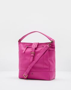 Belsize bright True Pink Tote Bag , Size One Size | Joules UK