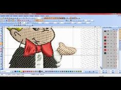 How to convert vector graphics to embroidery with Wilcom DecoStudio ...