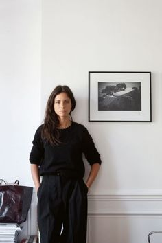"House tour: a pared-back 19th-century apartment in Paris : As de Tonnac says, ""We try to create atmospheric, sensitive areas and we hope they will endure in time.""  Go to http://festenarchitecture.com."
