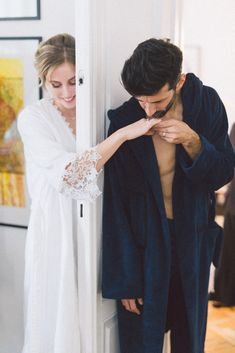 WEDDING COLLECTION - FOR THE MOST BEAUTIFUL DAY OF ONE´S LIFE! Beautiful Day, Mantel, High Neck Dress, Wedding, Life, Collection, Dresses, Fashion, Bridesmaids