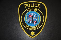 Milwaukee Police Patch, Milwaukee County, Wisconsin (Current Issue)