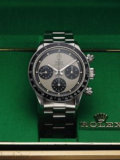 """""""All must change in order for things to stay the same"""" - two are the names that always stand out in all auctions: Patek Philippe and Rolex"""