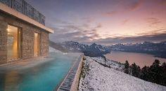 Hôtels de luxe en Suisse