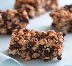 Weight Watchers Chocolate Cherry Snack Bars