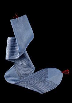 William Abraham - Luxury Socks for Men ● SKY / MIDNIGHT