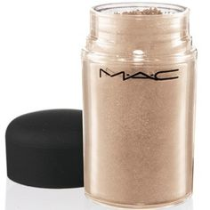 Mac Pigment - Naked. Perfect amount of shimmer and natural