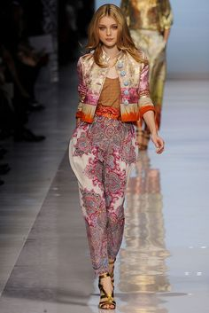 Etro Spring 2009 Ready-to-Wear - Collection - Gallery - Style.com
