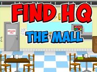 You are a member of a secret club. The headquarters is somewhere in the mall. Look around and find clues to help you find HQ. Escape Games, Mall, Club