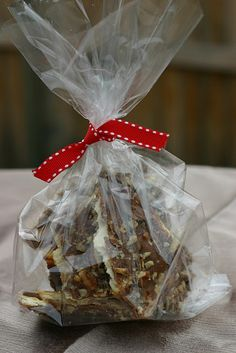 Saltine Cracker Toffee - A Perfect Neighbor Gift