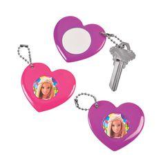 Barbie(TM) Sparkle Mirror Key Chains
