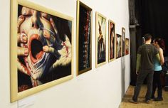 KNI painting exhibition. 3re – BodyPictures