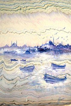 Art by Hikmet Barutcugil