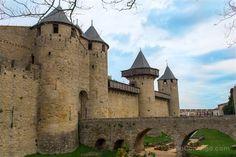 ¿El puente de entrada y el parque del foso del castillo vacíos? Sólo si…