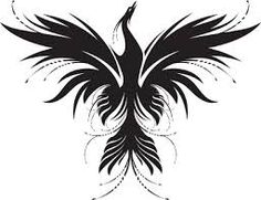 Find Stylized Image Phoenix Black White stock images in HD and millions of other royalty-free stock photos, illustrations and vectors in the Shutterstock collection. Thousands of new, high-quality pictures added every day. Rising Phoenix Tattoo, Tribal Phoenix Tattoo, Phoenix Bird Tattoos, Phoenix Tattoo Design, Phoenix Wings, Tattoos Skull, Body Art Tattoos, Ink Tattoos, Tattoo Drawings