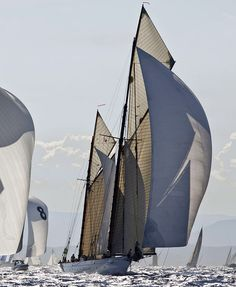 sailing, addictedtolifestyle: ❀ yachting-charter-broker-cannes.com lacloserie: