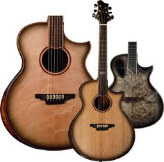 Custom acoustic guitars, handmade acoustic guitars, quality acoustic guitars - Pederson Custom Guitars (formerly Abyss Guitar Company)