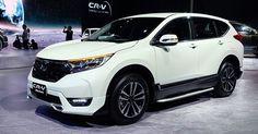 2017 #Honda #CRV #Modulo - In Images