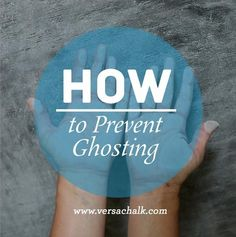 Every chalk artist has experienced it—ghosting. Even if you don't know what ghosting is, you have probably encountered it at some point. It's when a faint image