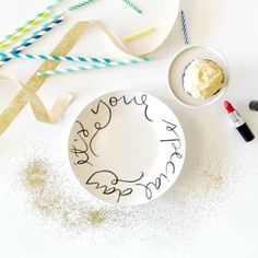 It's Your Special Day Plate by Aedriel | Aedriel