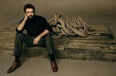 Хью Джекман — Фотосессия для «The Hollywood Reporter» 2013 – 3