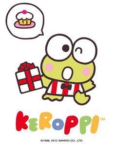 Image via We Heart It #keroppi