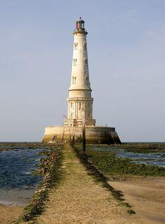 Courdouan Lighthouse, France...