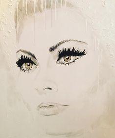 Sophia Loren  Indian Ink  1 - 1.20 m