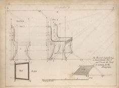 1826 - CABINET-MAKER AND UPHOLSTERER'S GUIDE : BEING A COMPLETE DRAWING BOOK…