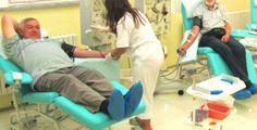 Transfuzní oddělení znovu volá dárce krve. Chybí hlavně Rh faktor negativní
