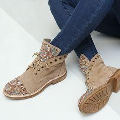 ALMA EN PENA. Zapatos online. V18126 MARRON CLARO en Zacaris 6696a2e2f87d